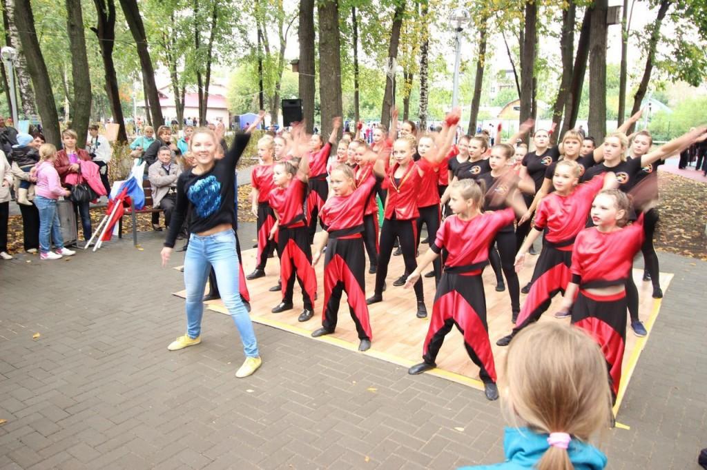 Открытие парка Молодежный в фотоотчете Валерия Коноплёва 06