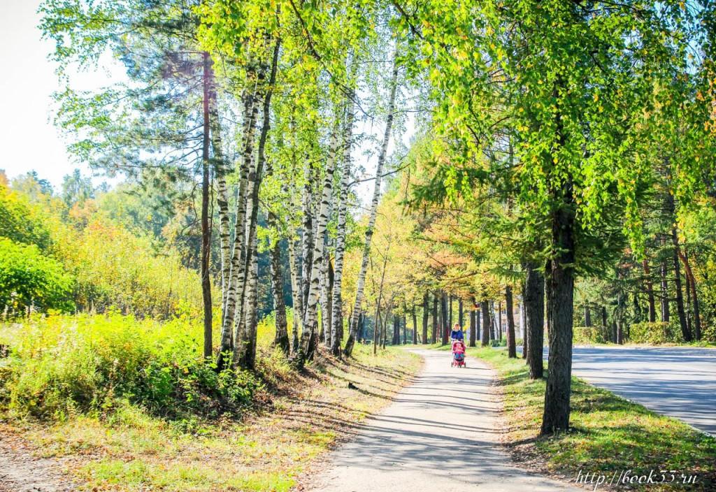 Очередная прогулка по осеннему Вербовскому 05