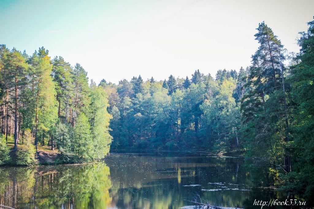 Очередная прогулка по осеннему Вербовскому 09