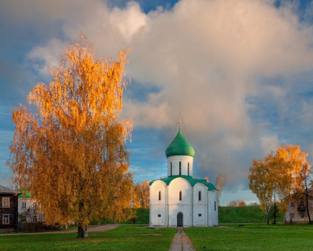 Переславль-Залесский - Ростов Великий