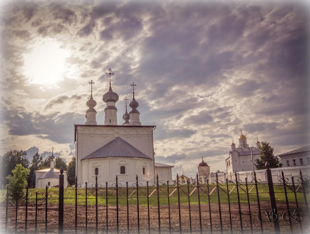 Петропавловская церковь. Суздаль. Автор - Сергей Ершов