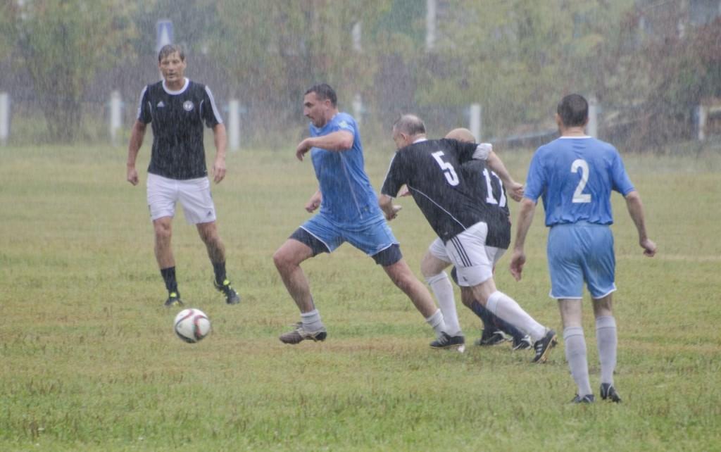 Петушки Товарищеский матч по футболу 07