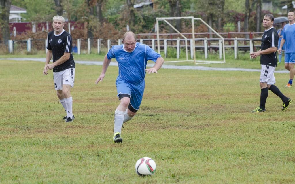 Петушки Товарищеский матч по футболу 09