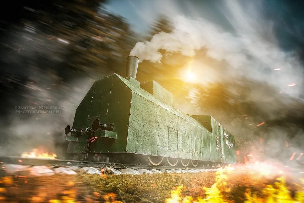 Поезд Илья Муромец 02
