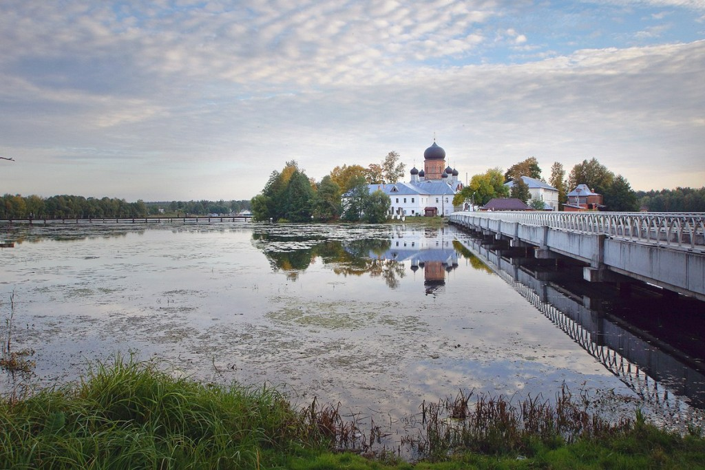 Покровский пейзаж от Владислава Тябина