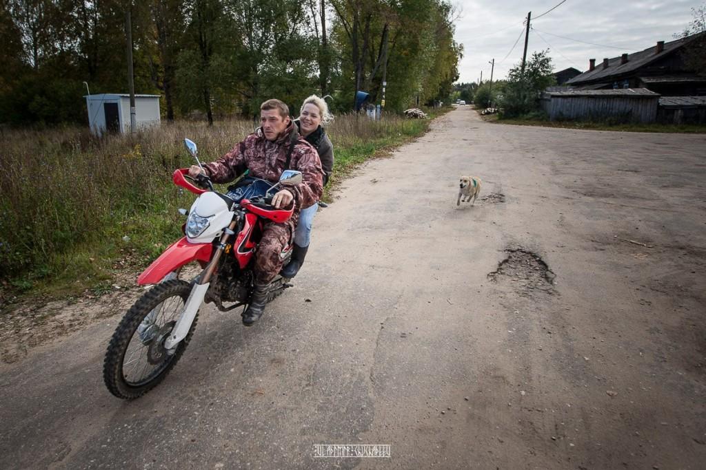 Поселок имени Артёма в Камешковском районе 03