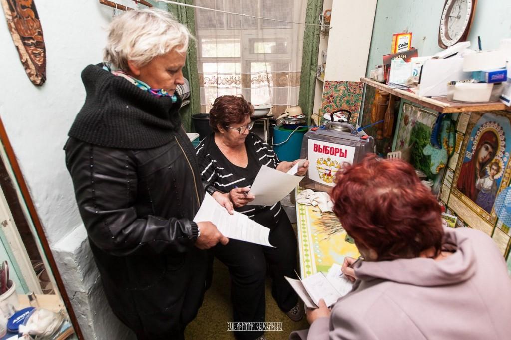 Поселок имени Артёма в Камешковском районе 05