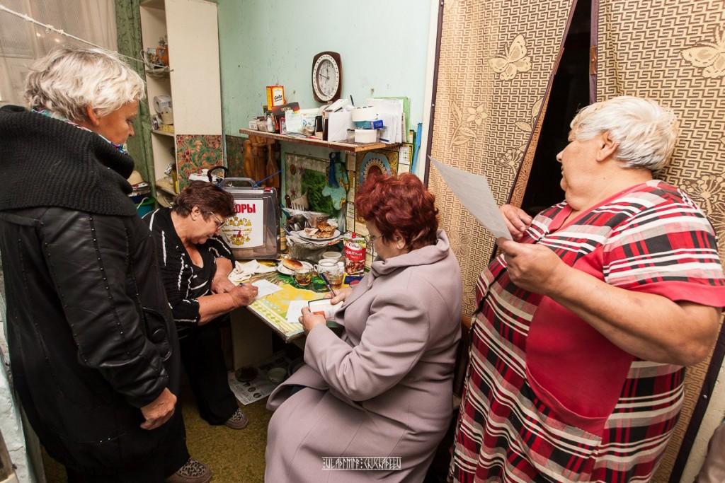 Поселок имени Артёма в Камешковском районе 06