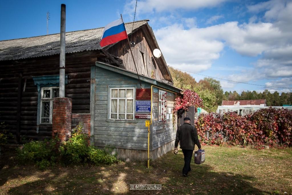 Поселок имени Артёма в Камешковском районе 09