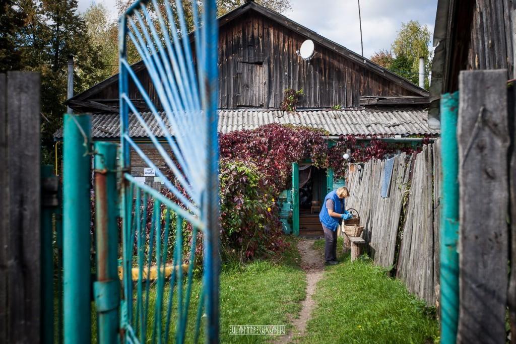 Поселок имени Артёма в Камешковском районе 10