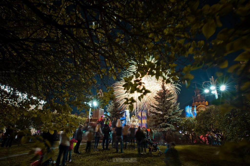Праздничный Владимир на День города 04
