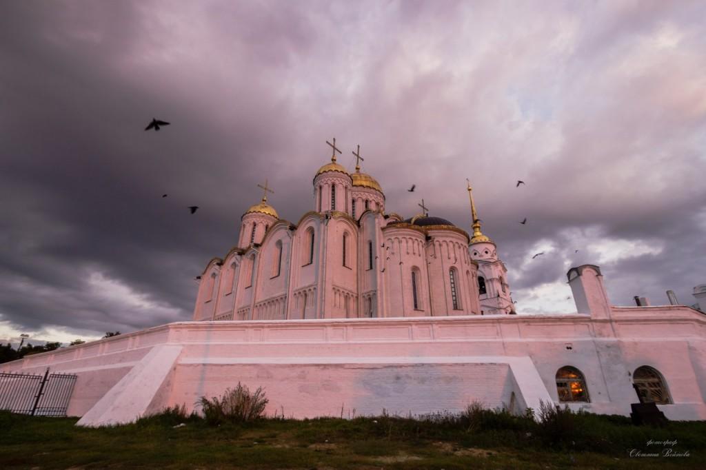 Прогулка по Владимиру со Светланой Войтовой 03