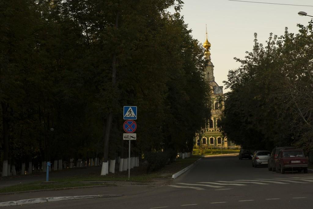 Прогулка по Владимиру с Антоном Блинковым 09
