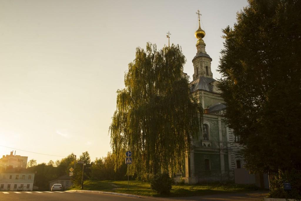 Прогулка по Владимиру с Антоном Блинковым 10