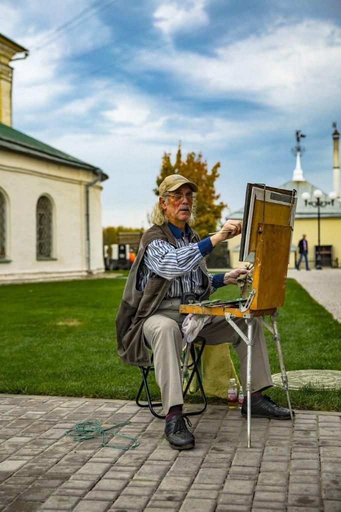 Прогулка по Владимиру с Владимиром Рашкован 09