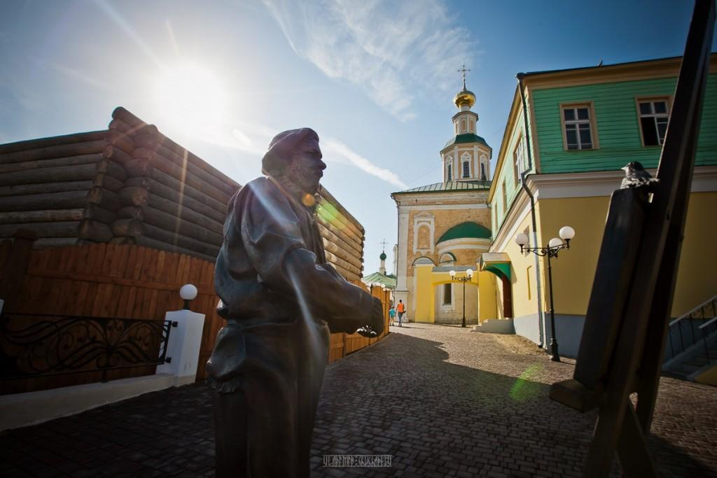 Прогулка по Георгиевской улице с Владимиром Чучадеевым 02