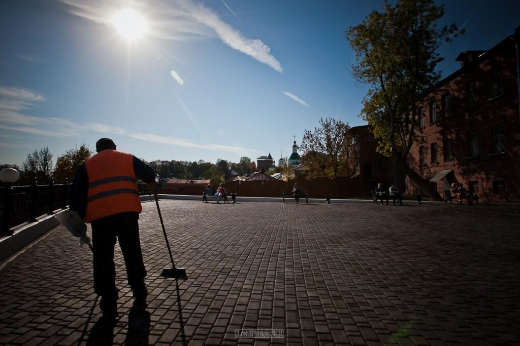 Прогулка по Георгиевской улице с Владимиром Чучадеевым 10