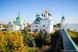 Путешествие в Ростов Великий и Переславль-Залесский