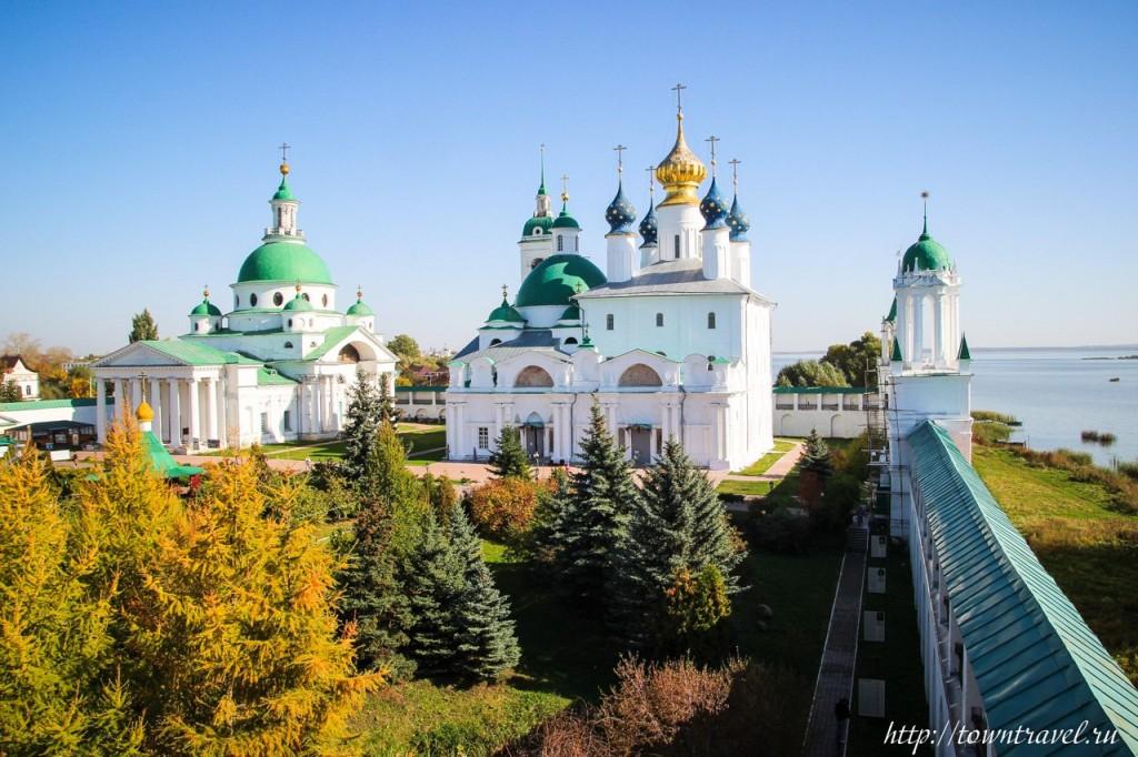 Путешествие в Ростов Великий и Переславль-Залесский 01