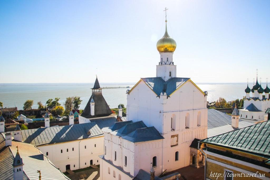 Путешествие в Ростов Великий и Переславль-Залесский 05