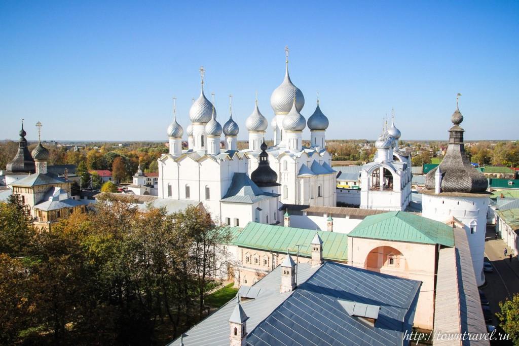 Путешествие в Ростов Великий и Переславль-Залесский 06