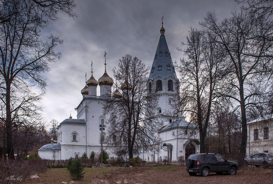 Старинный русский торговый город Вязники 02