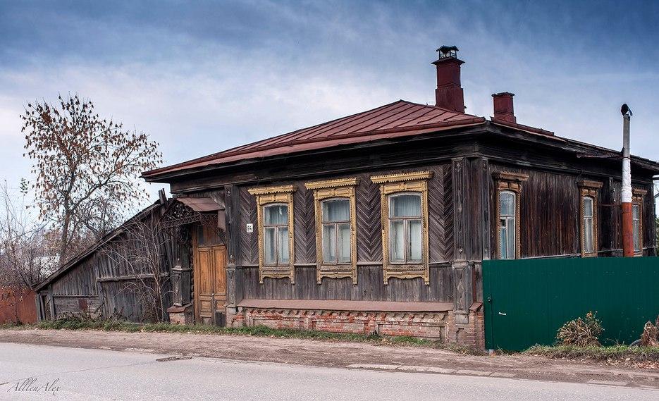 Старинный русский торговый город Вязники 03