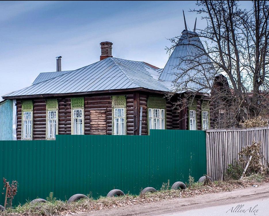 Старинный русский торговый город Вязники 04