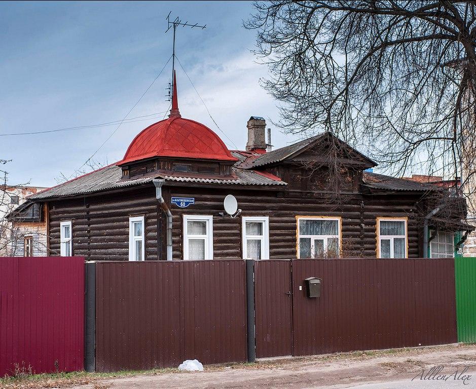 Старинный русский торговый город Вязники 05