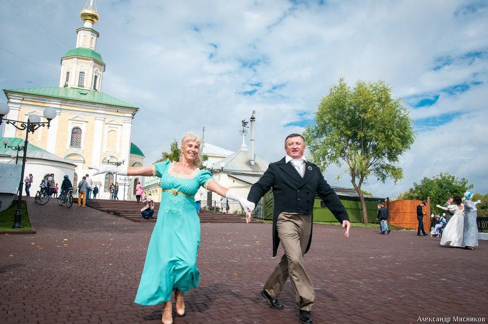 Танцы по-Владимирски 05