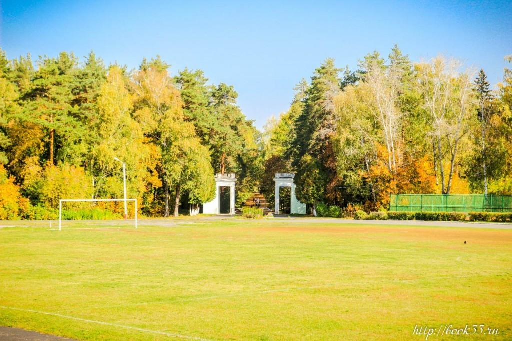 Теплая Осень на Вербовском 05