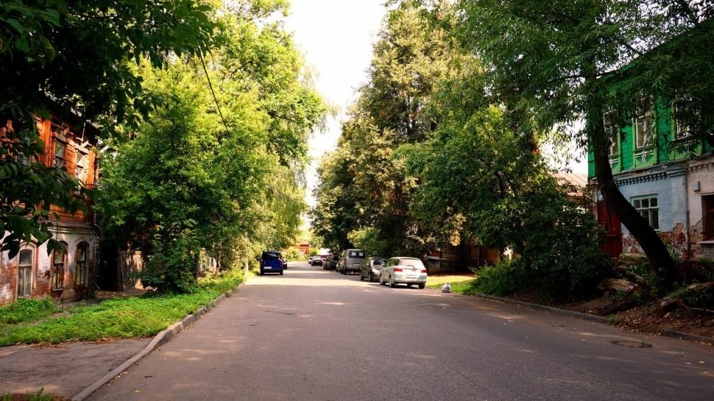 Улица Володарского во Владимире 2