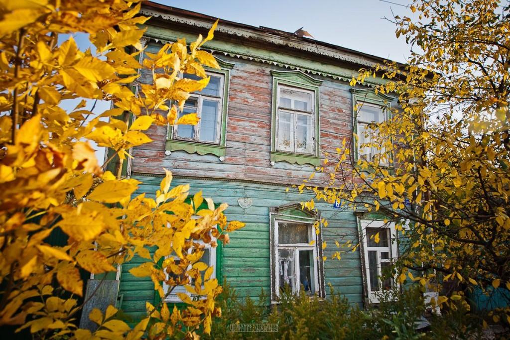 Улица Ильинская-Покатая во Владимире 02