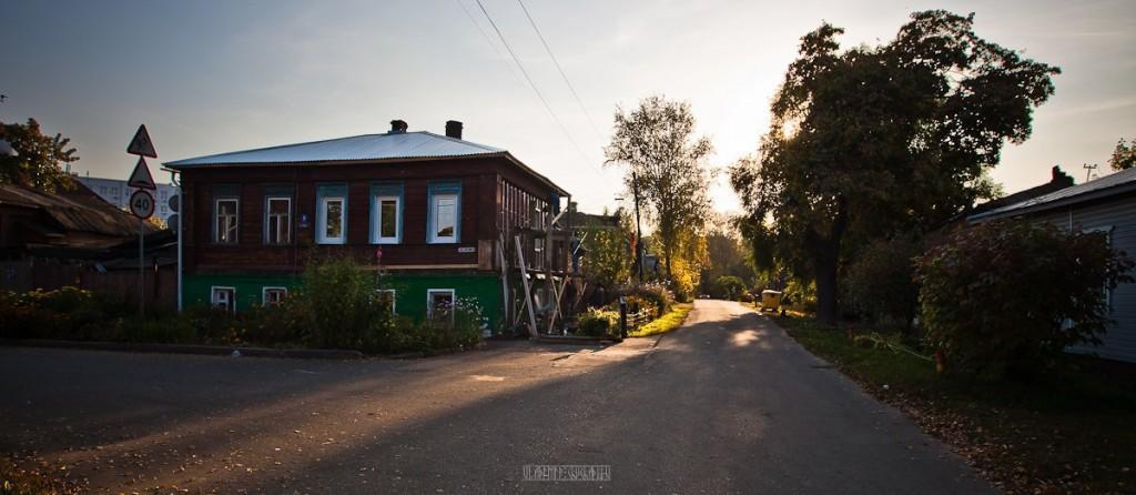 Улица Ильинская-Покатая во Владимире 03