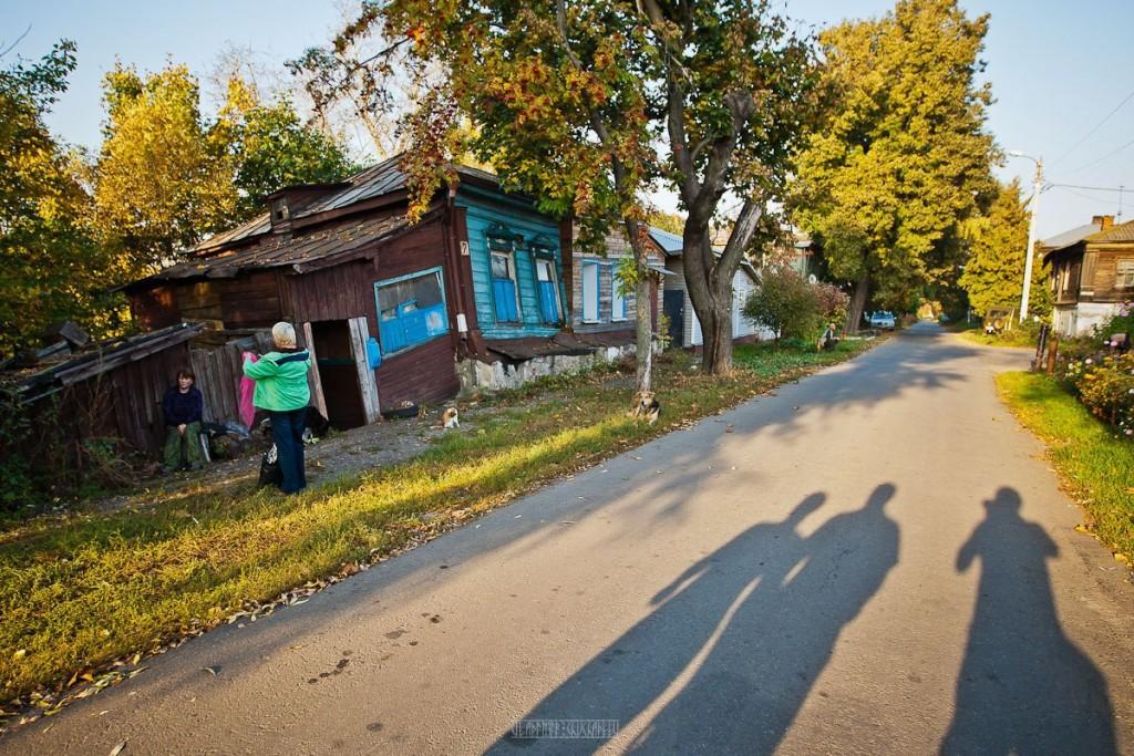 Улица Ильинская-Покатая во Владимире 06