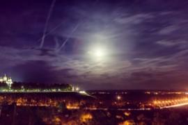 Фантастически-красивый ночной Владимир