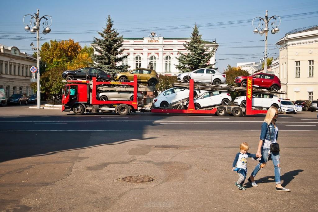 Фотопрогулка по осеннему Владимиру 09