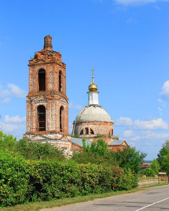 Церковь Илии Пророка (1868, Суздальский район) 01