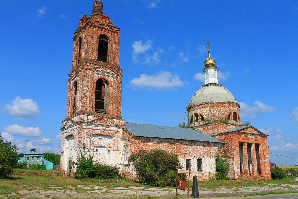Церковь Илии Пророка (1868, Суздальский район) 02