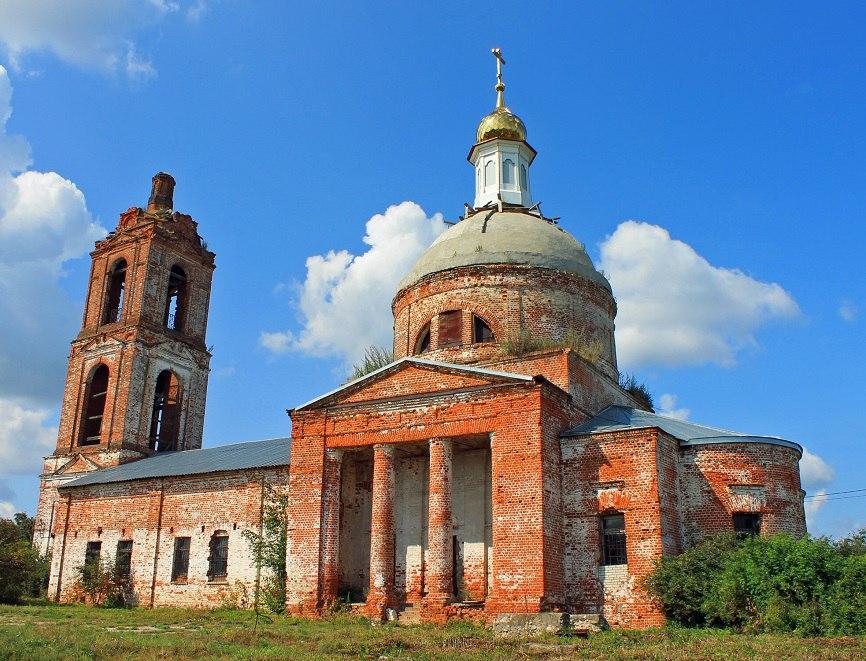 Церковь Илии Пророка (1868, Суздальский район) 03