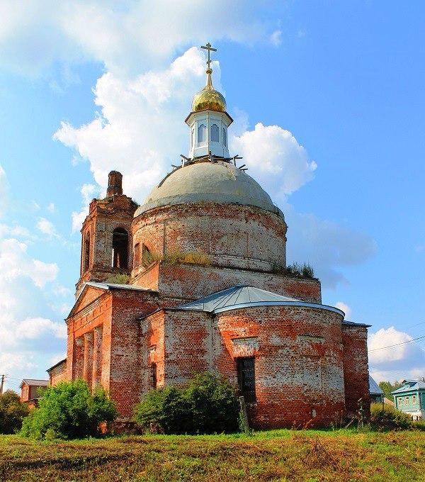 Церковь Илии Пророка (1868, Суздальский район) 04