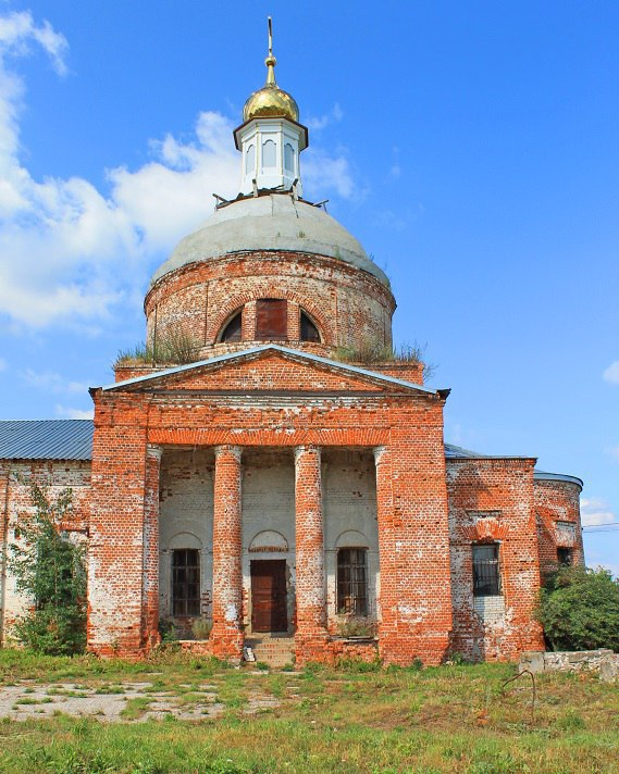 Церковь Илии Пророка (1868, Суздальский район) 05