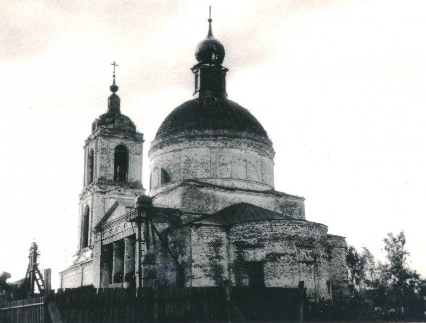 Церковь Илии Пророка (1868, Суздальский район) 06