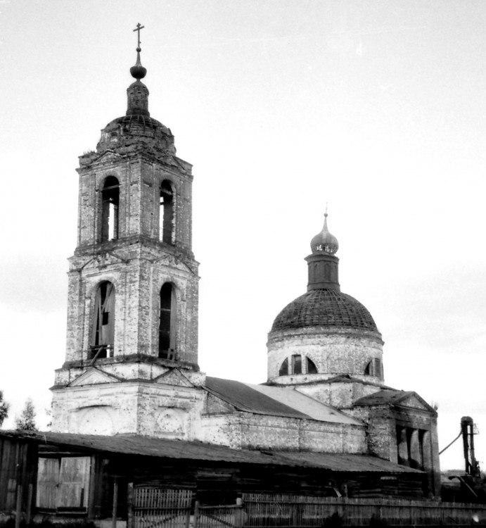 Церковь Илии Пророка (1868, Суздальский район) 07