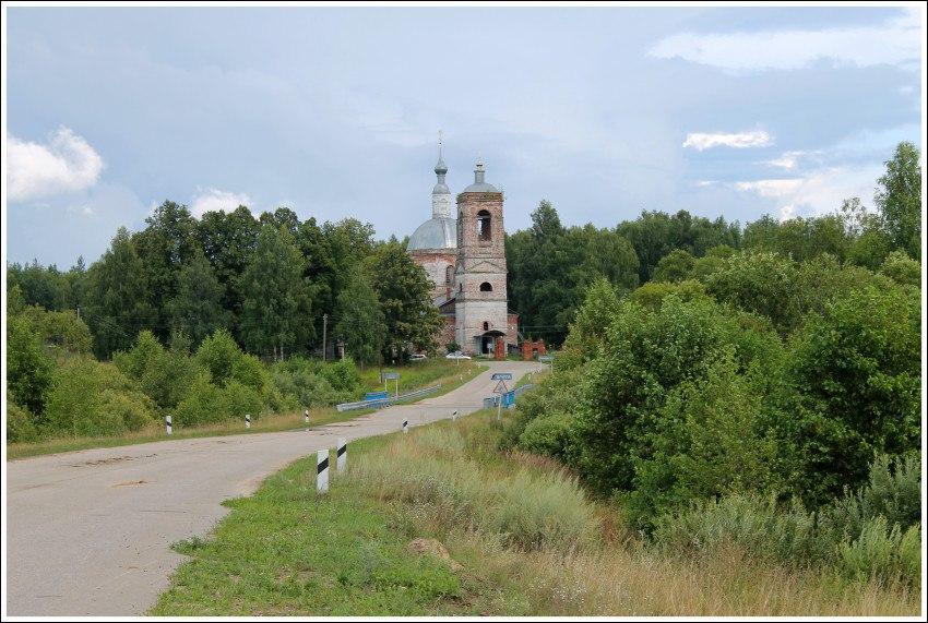 Церковь Покрова Пресвятой Богородицы (д. Глазово) 02