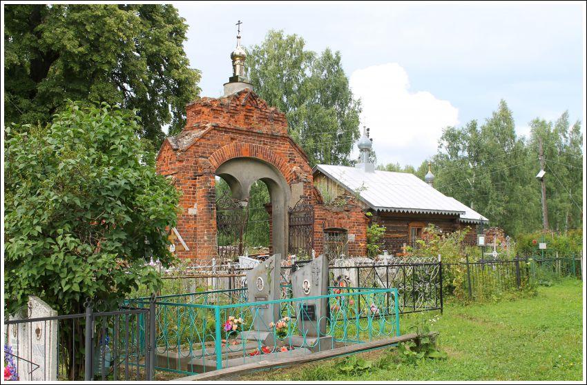 Церковь Покрова Пресвятой Богородицы (д. Глазово) 06