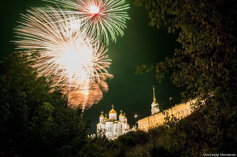 01 Владимирские фейрверки 2015