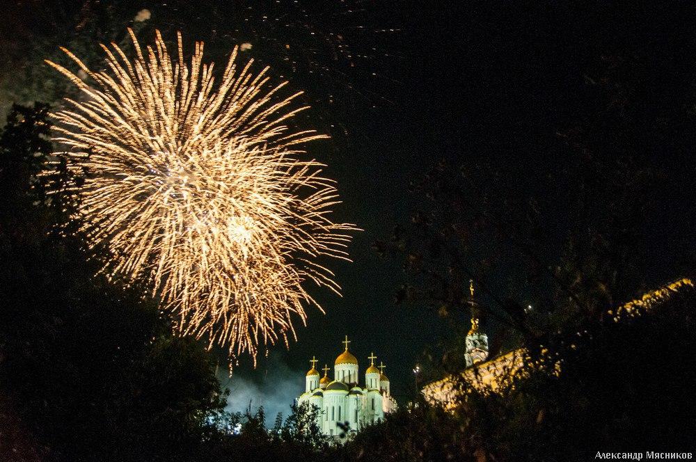 05 Владимирские фейрверки 2015