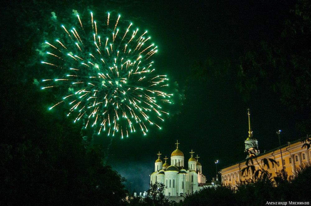 06 Владимирские фейрверки 2015