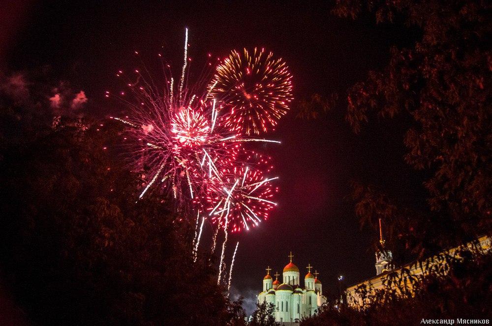 07 Владимирские фейрверки 2015